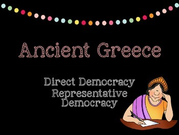 Direct and Representative Democracy