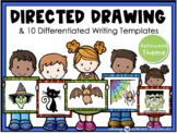 Directed Drawing and Writing - Halloween