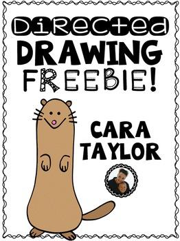 Directed Drawing Freebie!
