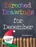 Directed Drawings for December
