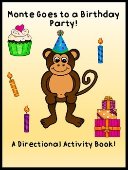 Directional Activity Book 2
