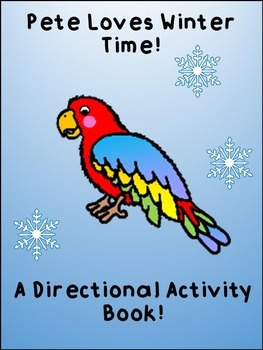 Directional Activity Book FREEBIE