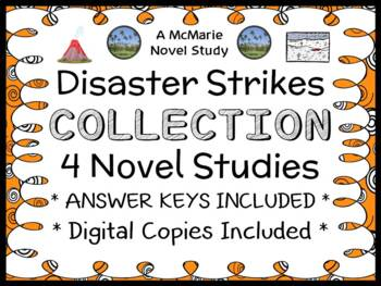 Disaster Strikes COLLECTION (Marlane Kennedy) 4 Novel Stud