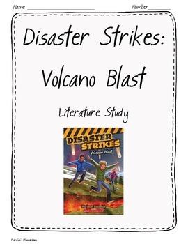 Disaster Strikes: Volcano Blast