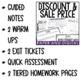 Discount and Sale Price LessonBundle