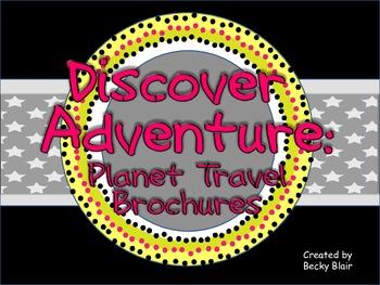 Discover Adventure: Planet Travel Brochure