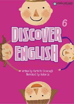 Discover English - Level 6 (ESL)