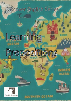 Discover English; Prepositions (An Adventure in India)