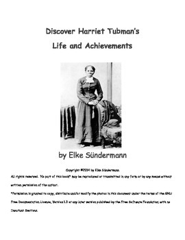 Discover Harriet Tubman's Life and Achievements