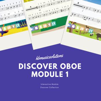 Discover Oboe Unit 1 Interactive Module