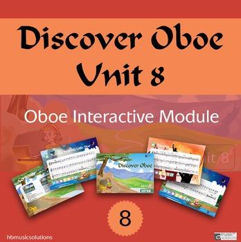 Discover Oboe Unit 8 Interactive Module