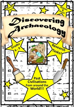 History - DISCOVERING ARCHAEOLOGY - Research Tasks - Resou