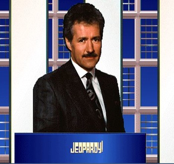 Discovering French Bleu (Level 1) Lecon 2: Jeopardy Review Game