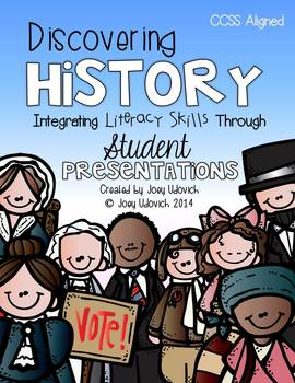Discovering History: Integrating Literacy Skills Through S