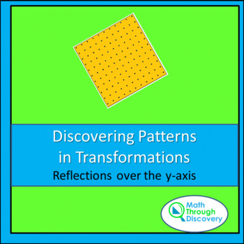 Discovering Patterns in Transformations - Reflections over