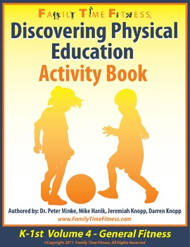 K-1 Discovering Physical Education-General Fitness