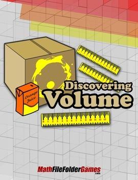 Discovering Volume {Measurement Activity}