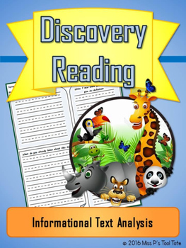 Non-Fiction Discovery Reading