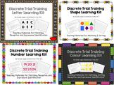 Discrete Trial Learning KIt:  Basic Skills Bundle