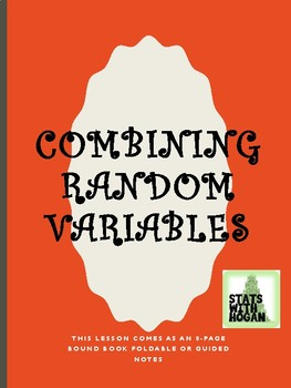 Discrete and Continuous Random Variables:Part 3