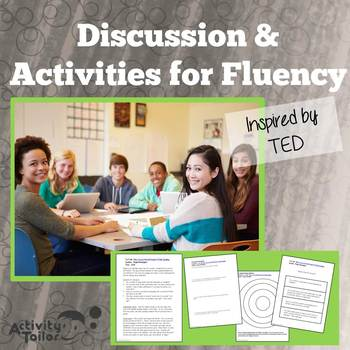 Discussion Questions and Activities for Fluency and Pragma