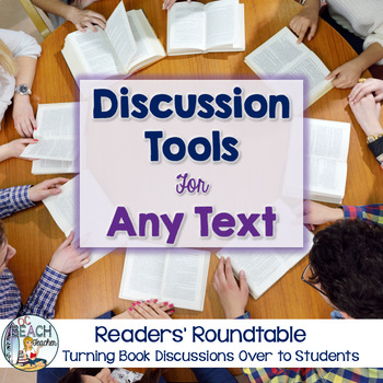 Discussion Tools for Any Text: Readers' Roundtable