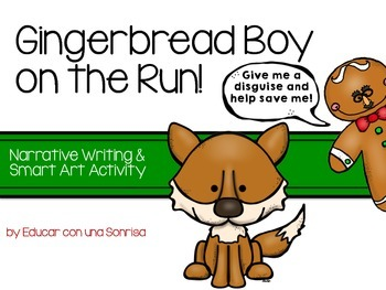 Gingerbread Boy on the Run!