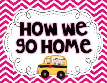 Dismissal Chart - How We Go Home
