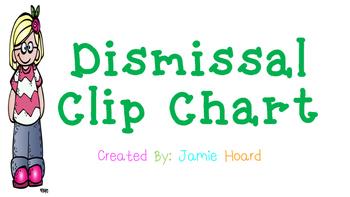 Dismissal Clip Chart