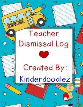 Dismissal Log