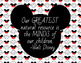 Disney Posters: Walt Disney and Movie Quotes