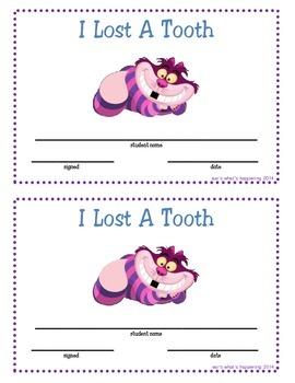 Disney Theme ~ Classroom Certificates Freebie
