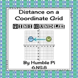 Distance on a Coordinate Grid Mini Bundle-6.NS.8