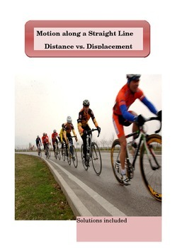Distance vs. Displacement