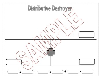 Distributive Destroyer