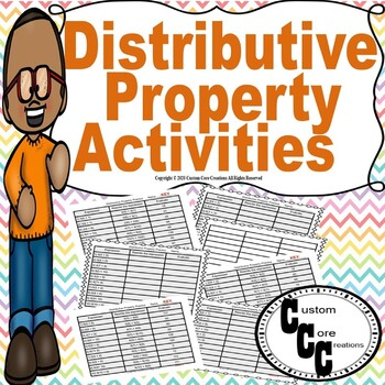 Distributive Property Problems