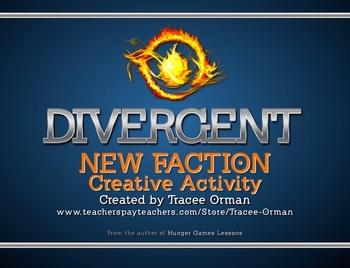 Divergent Creative Activity: Faction & Manifesto