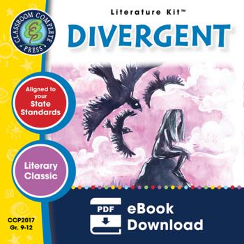 Divergent - Literature Kit Gr. 9-12