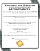 Divergent Movie and Book Comparison Activities RL.7