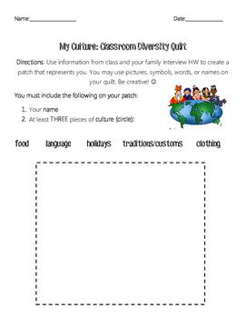 Diversity Quilt
