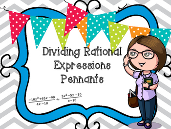 Divide Rational Expressions Pennant