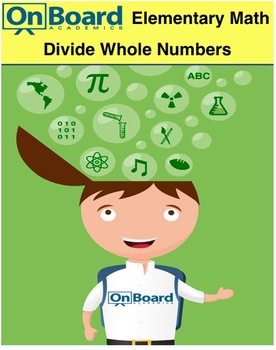 Divide Whole Numbers-Interactive Lesson