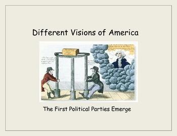 Divided America: Federalists and Democratic-Republicans