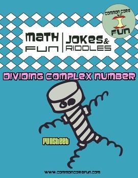 Dividing Complex Number FUNsheet