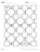 Dividing Fractions Maze