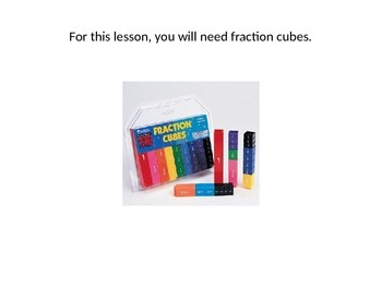 Dividing Fractions with Models and Manipulatives