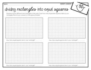 Dividing Rectangles Into Equal Squares