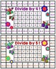 Dividing game 2,3,4,5 (butterfly)