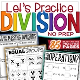Division Facts | Division Centers | Division Practice | 3r