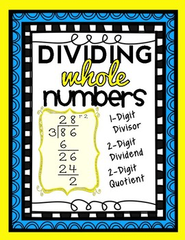 Division: 2-Digit by 1-Digit, 2-Digit Quotient with Remain
